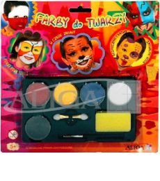 Paints FA 005 for face painting