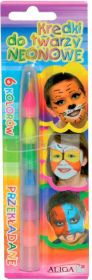 Pencils FWC-6N Neon Segment for face
