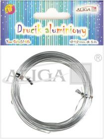 Aluminum wire DA-1205, 1,25 mm./5 m.